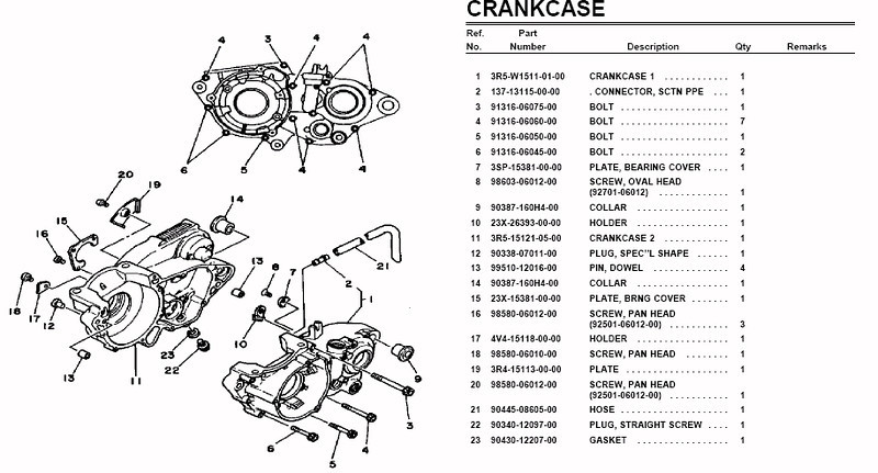 I Am Still Planning To Use The 490 Cases In My 465: Yz80 Engine Diagram At Jornalmilenio.com